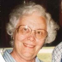 Alma Louise Robinson